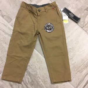 NWT Toddler Boys JACHS Chinos